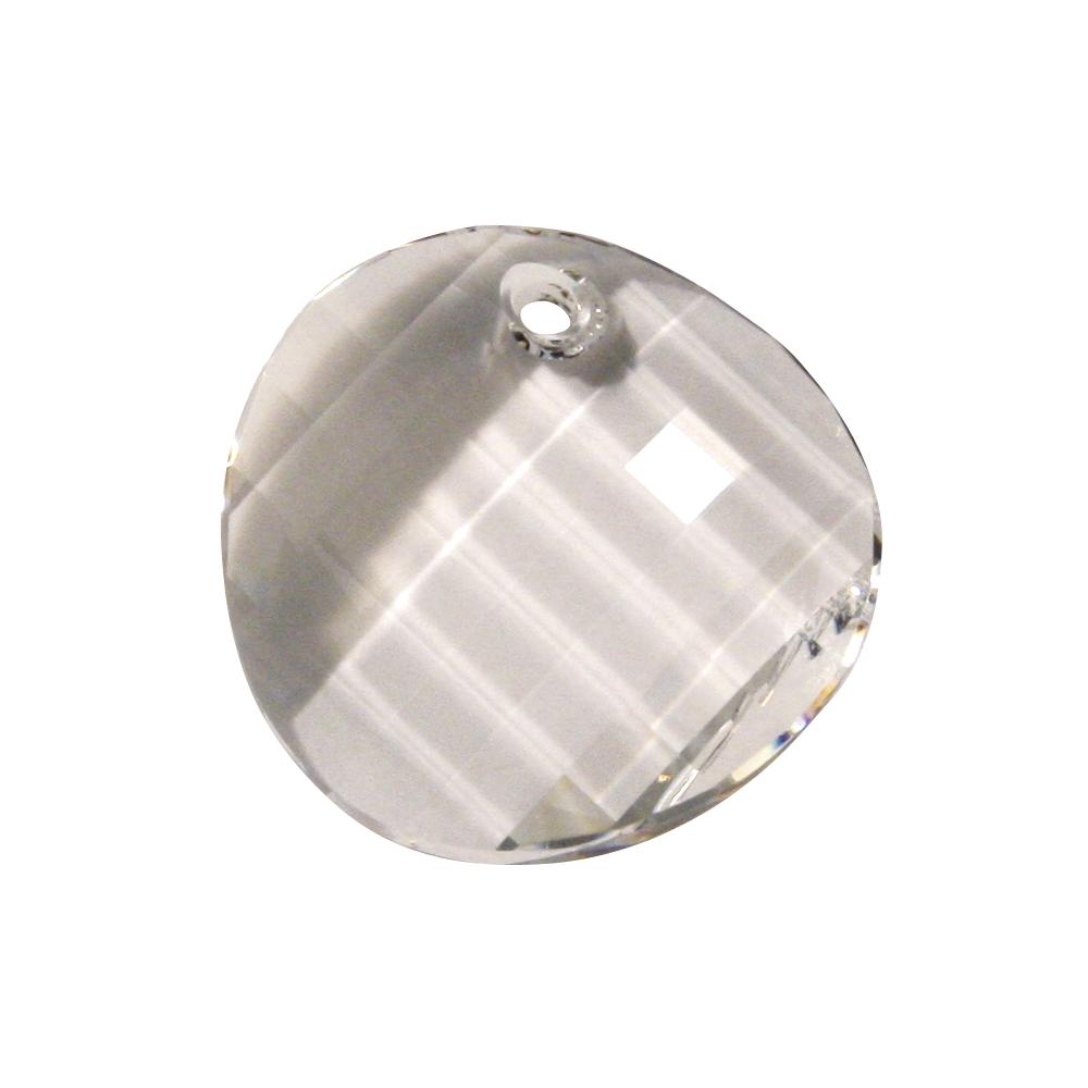 Swarovski-Kristallschliff-Anhänger, 28 mm, Dose 1 Stück, Twist