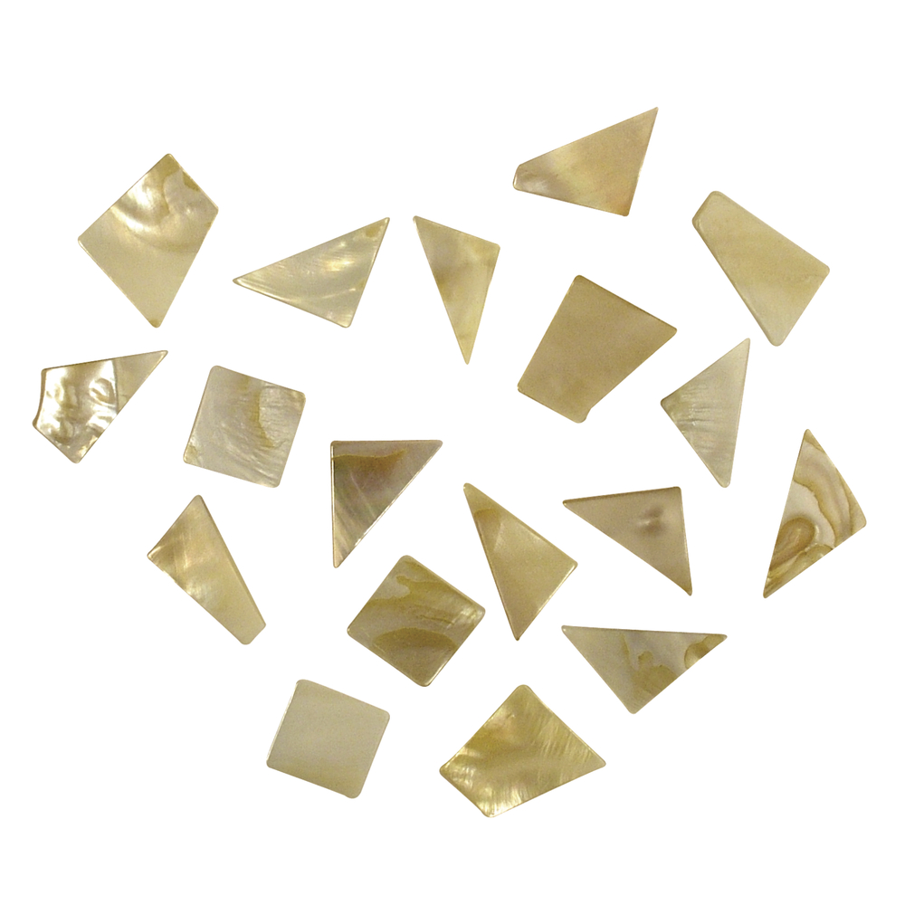 Mosaik-Pearl, bruch, (ca.60Stück), SB-Box 40g
