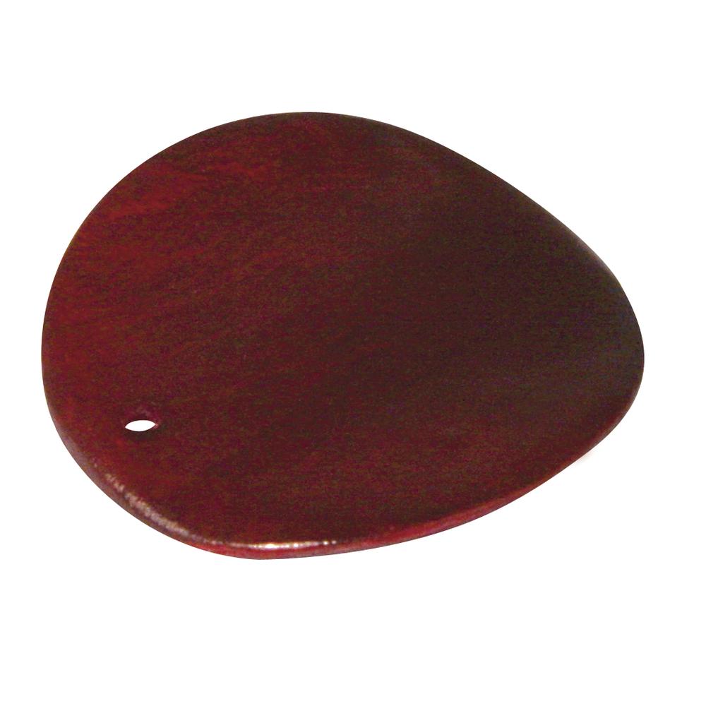 Capiz-Schmuckelement, rund, 30mm ø