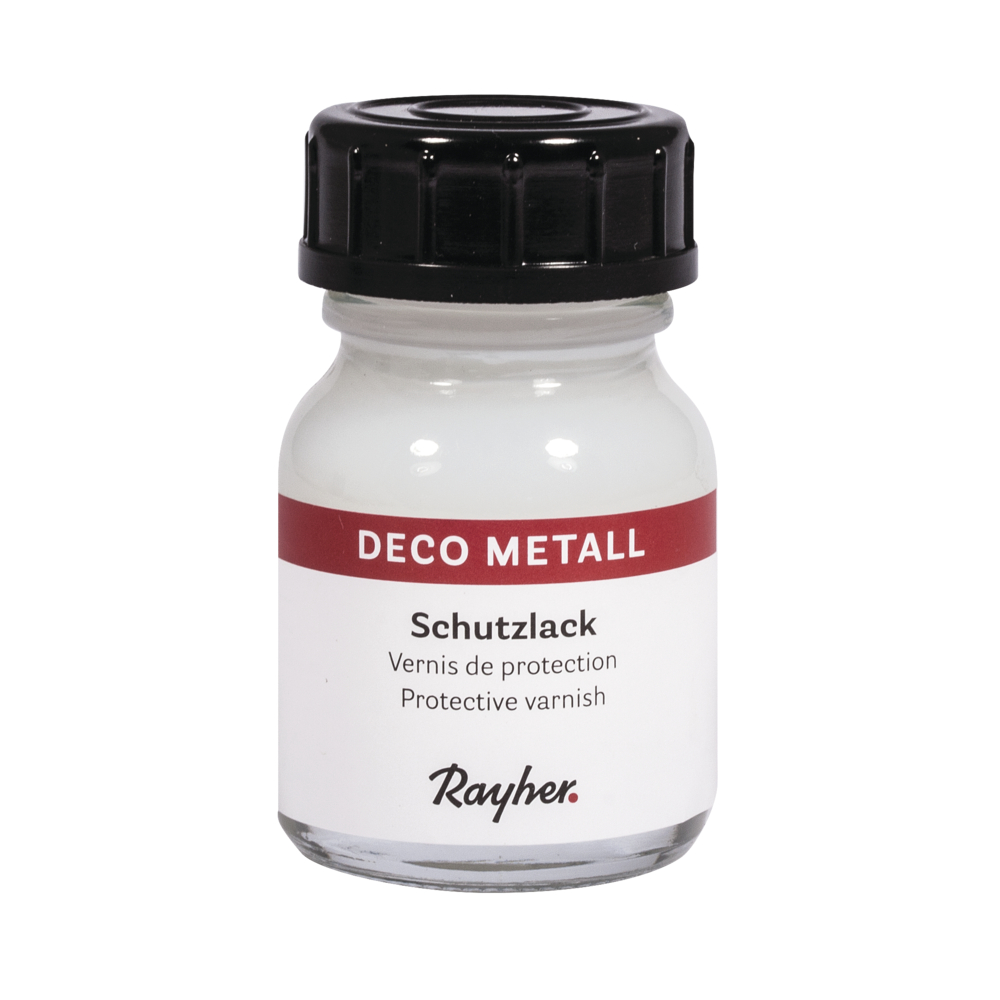 Deco-Metall-Schutzlack, Flasche, SB-Btl 25ml