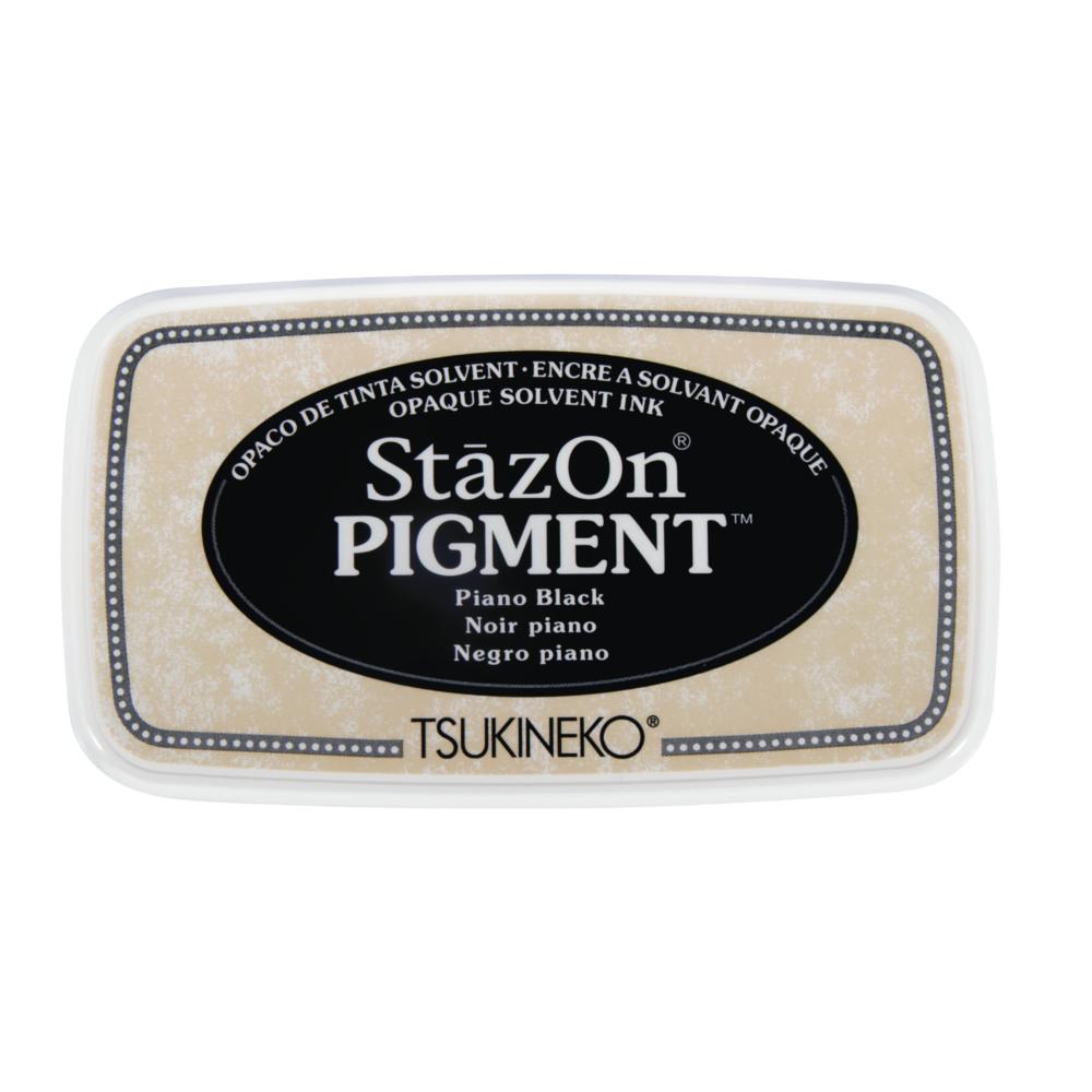 StazOn Pigment-Stempelkissen, 9,6x5,5x2,2cm