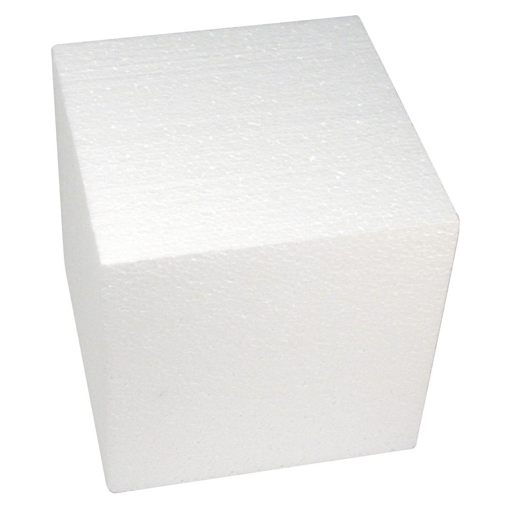 Styropor-Würfel, 20x20x20 cm