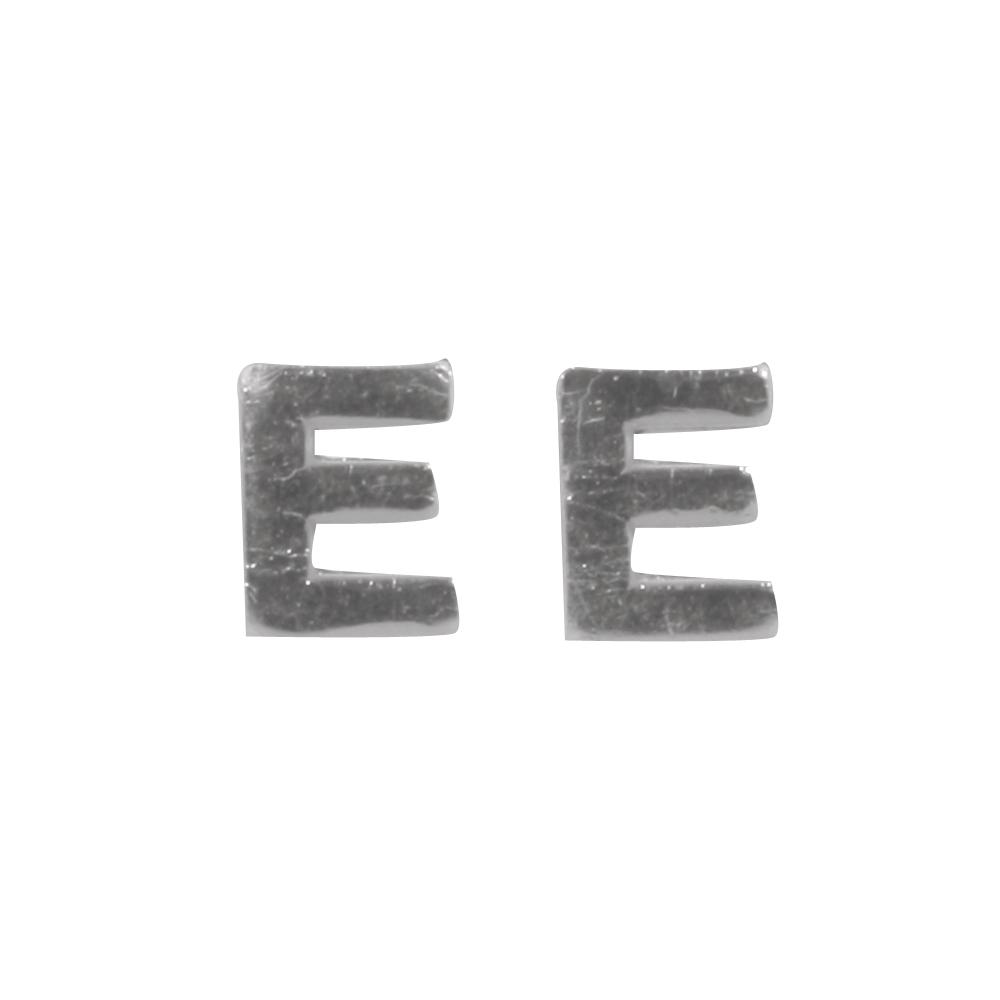 Wachsbuchstaben -E-, 9mm, SB-Btl 2Stück