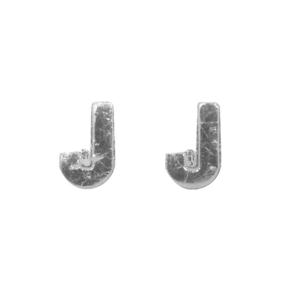 Wachsbuchstaben -J-, 9mm, SB-Btl 2Stück