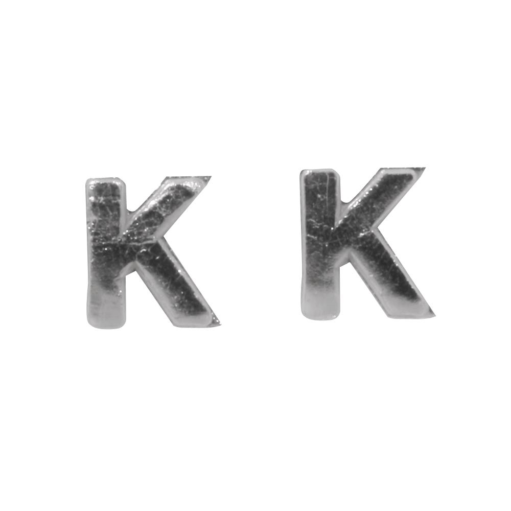 Wachsbuchstaben -K-, 9mm, SB-Btl 2Stück
