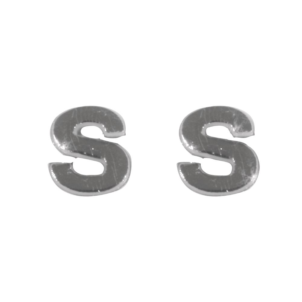 Wachsbuchstaben -S-, 9mm, SB-Btl 2Stück