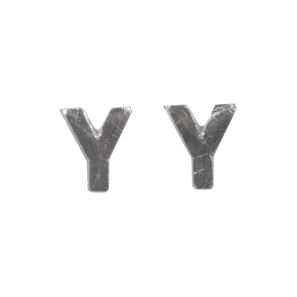 Wachsbuchstaben -Y-, 9mm, SB-Btl 2Stück