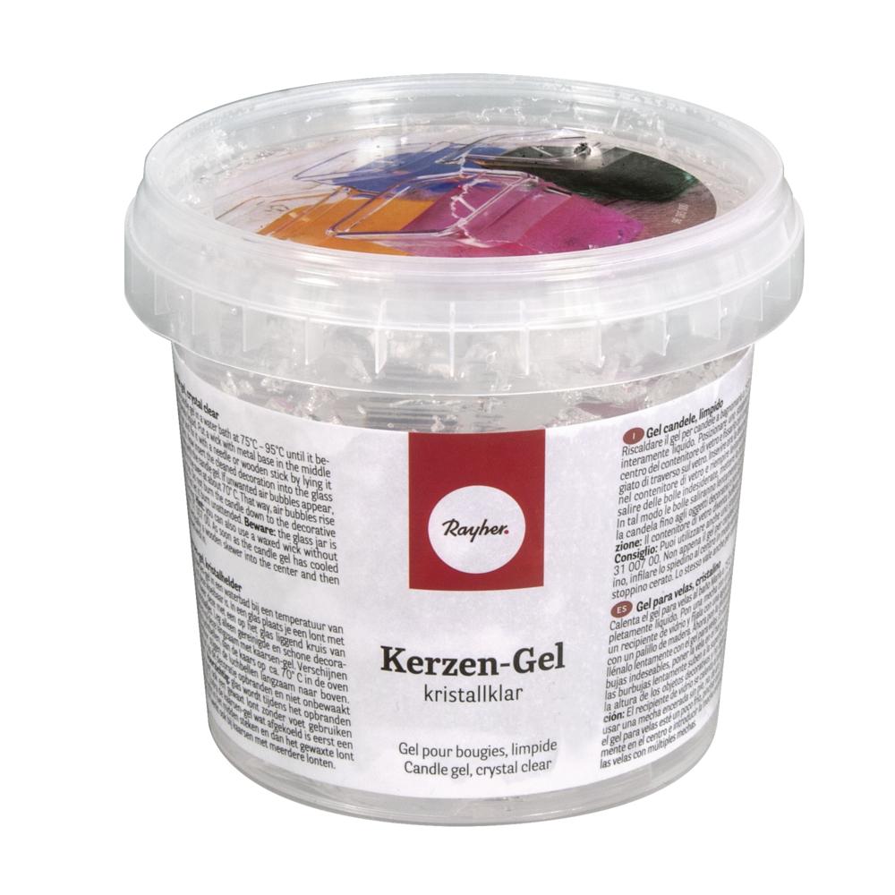 Kerzen-Gel, ca. 365ml, Dose 300g