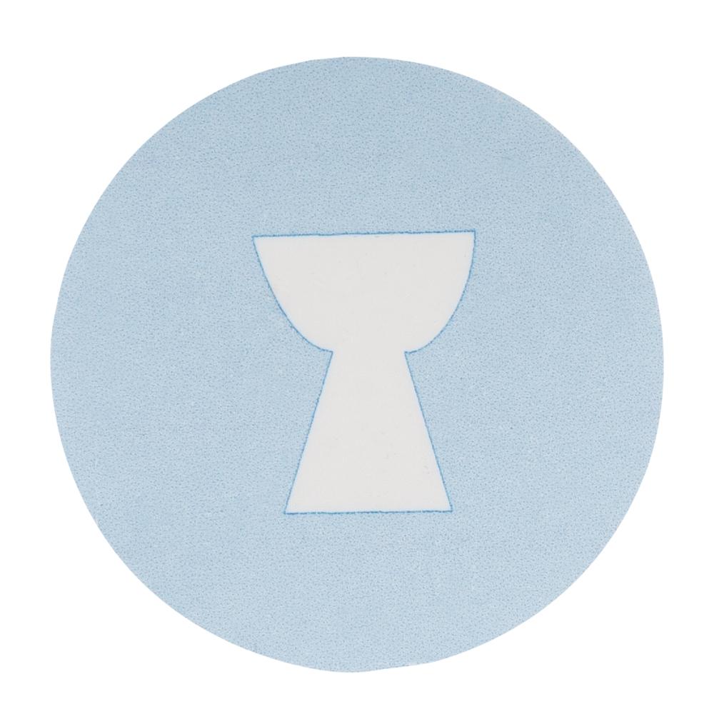 Wachsmotiv: Kelch, 3,7cm ø, SB-Btl 1Stück