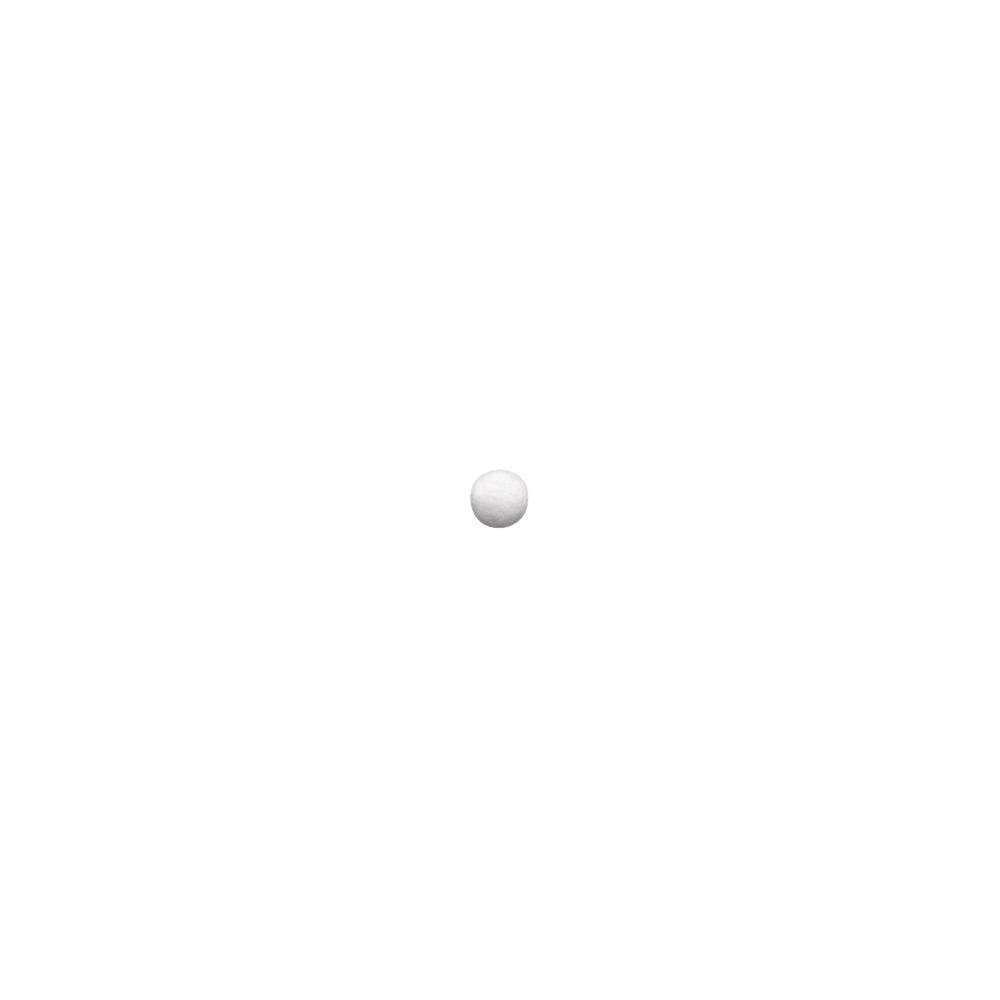 Wattekugeln, 8 mm ø, SB-Btl. 50 Stück