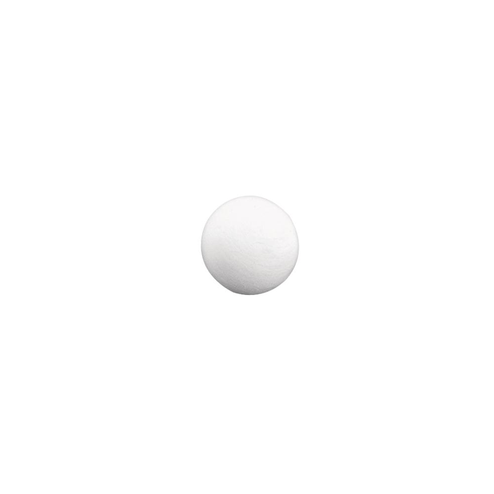 Wattekugeln, weiß, 30 mm ø, SB-Btl. 15 Stück