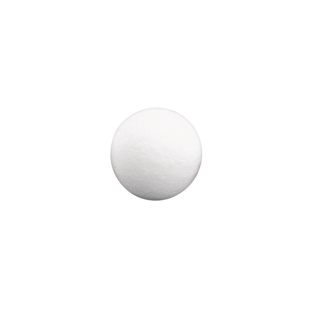 Wattekugeln, weiß, 40 mm ø, SB-Btl. 8 Stück
