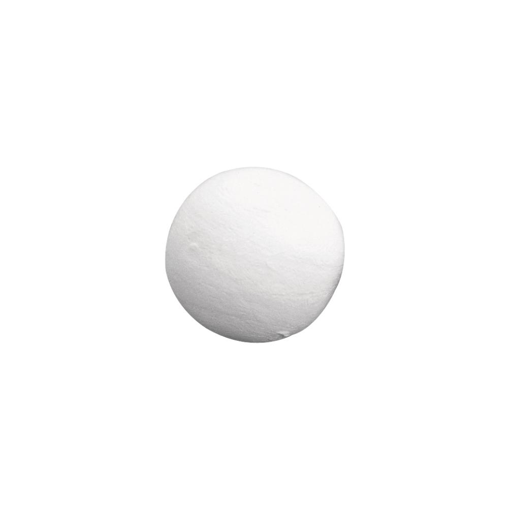 Wattekugeln, weiß, 50 mm ø, SB-Btl. 4 Stück