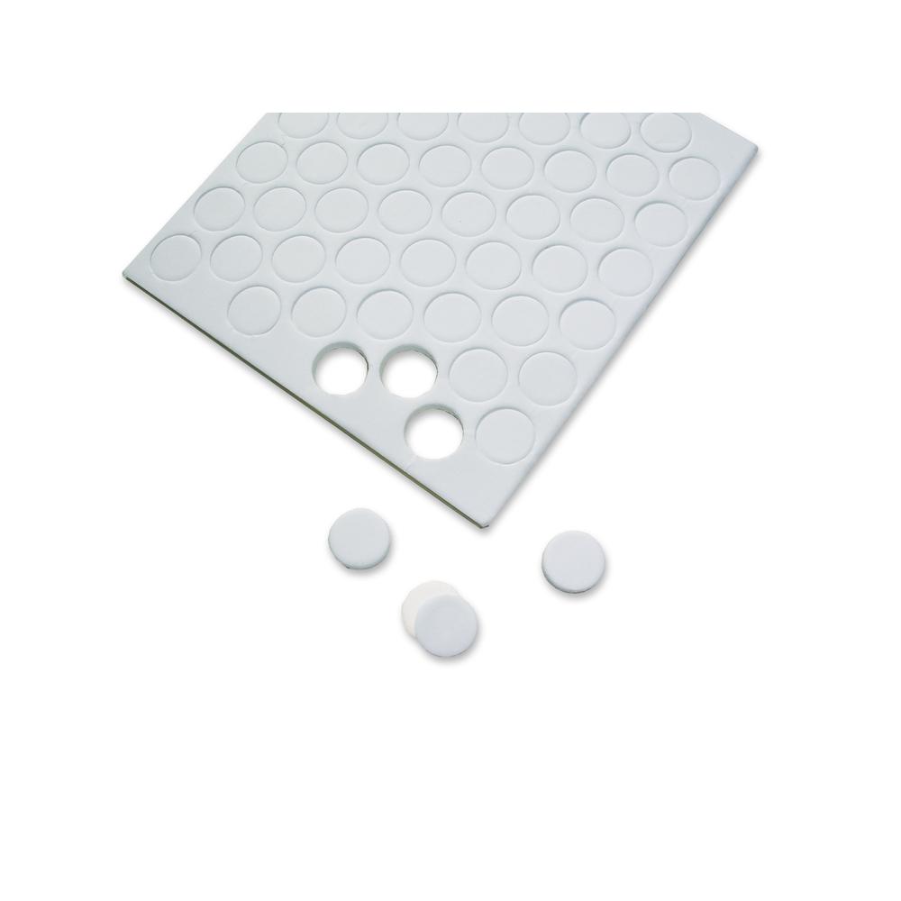 3D-Klebepunkte, 3mm ø, 1,5mm, à 272 Punkte, SB-Btl 2Platten