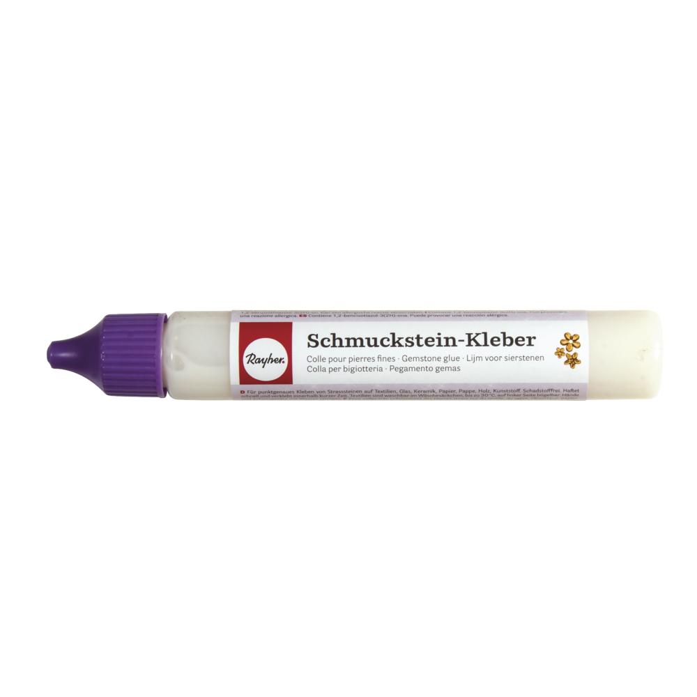Schmucksteinkleber, 40ml, Flasche 41g
