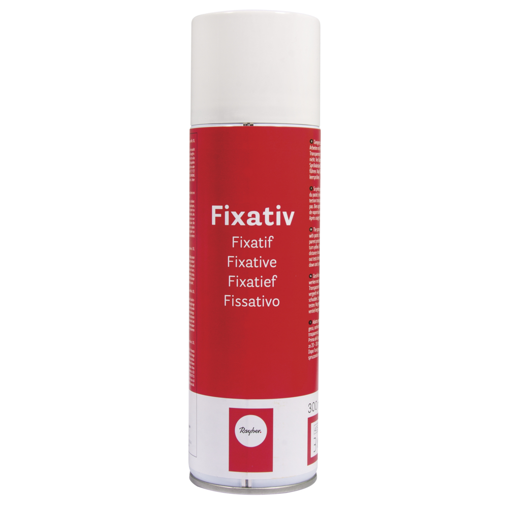 Fixativ-Spray, Dose 300 ml