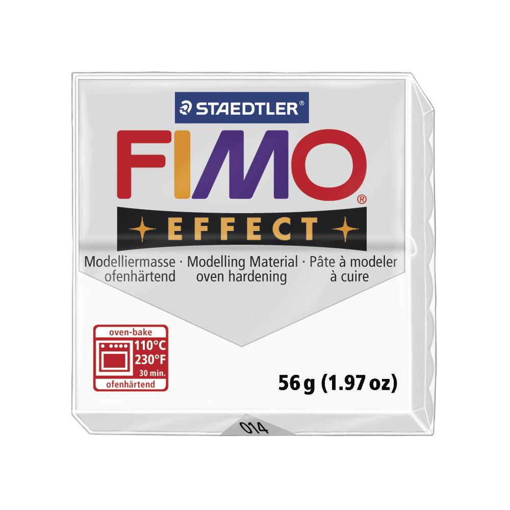Fimo effect Modelliermasse Transluzent, 57g
