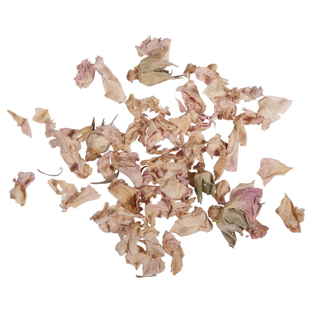 Blüten - Rosenblütenblätter hell, SB-Btl 5g