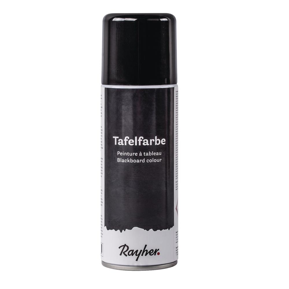 Tafelfarbe Spray, Dose 200ml, schwarz