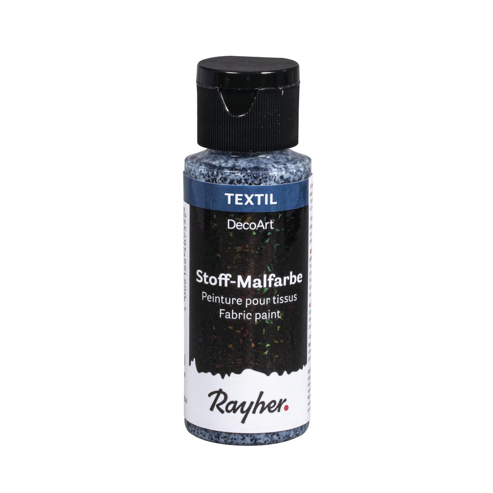 Stoffmalfarbe Extreme Glitter, Flasche 59ml