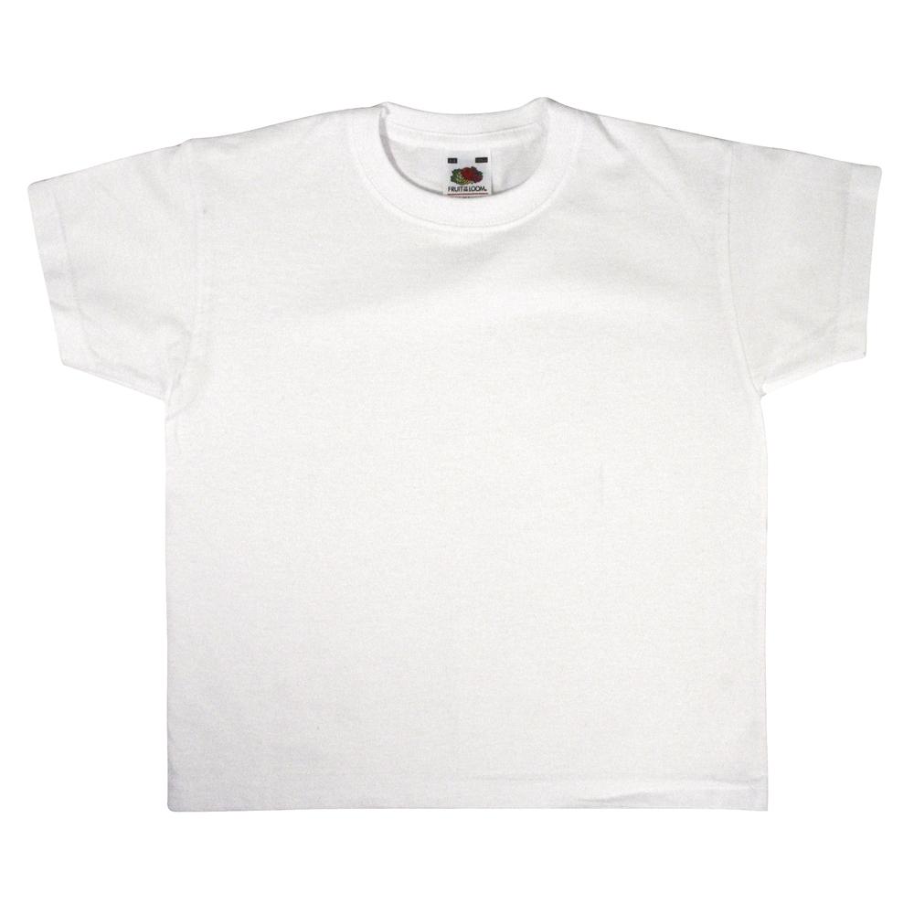 Baumwoll,Kinder-T-Shirt Größe 104, 160 g/m2