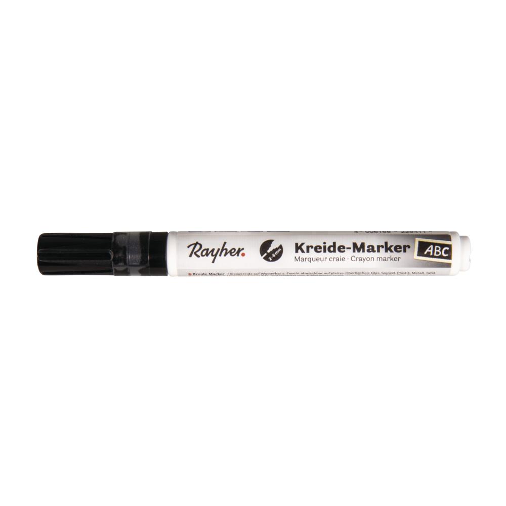 Kreide-Marker, Keilspitze 2-6 mm