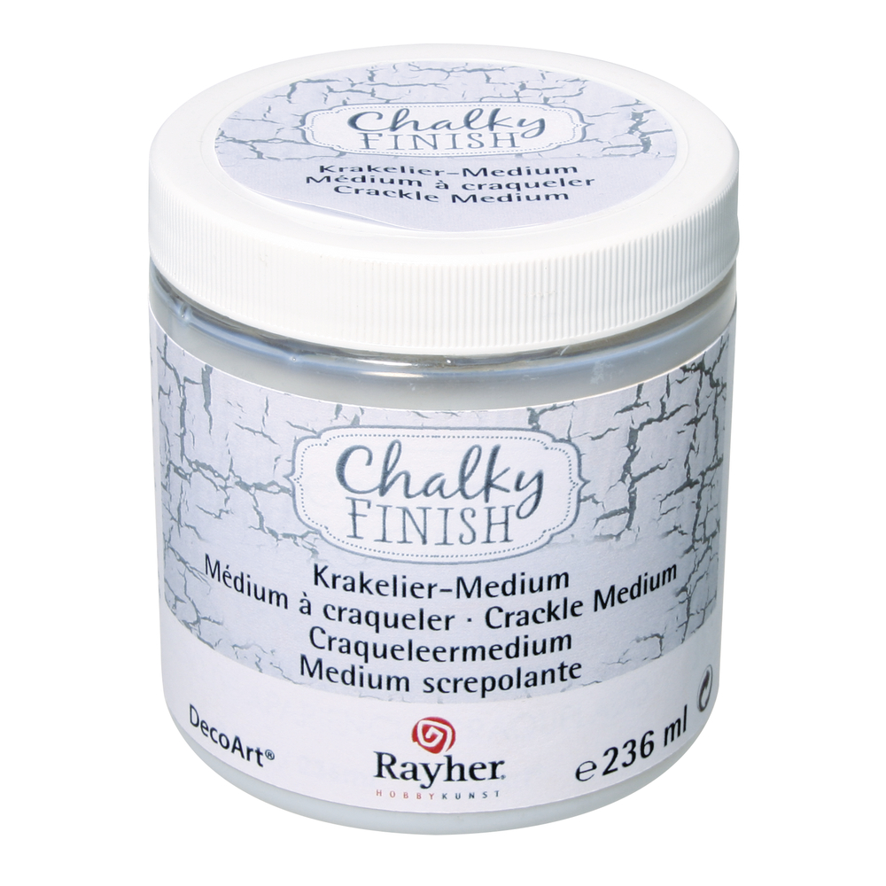 Chalky Finish Krakelier-Medium, Dose 236ml