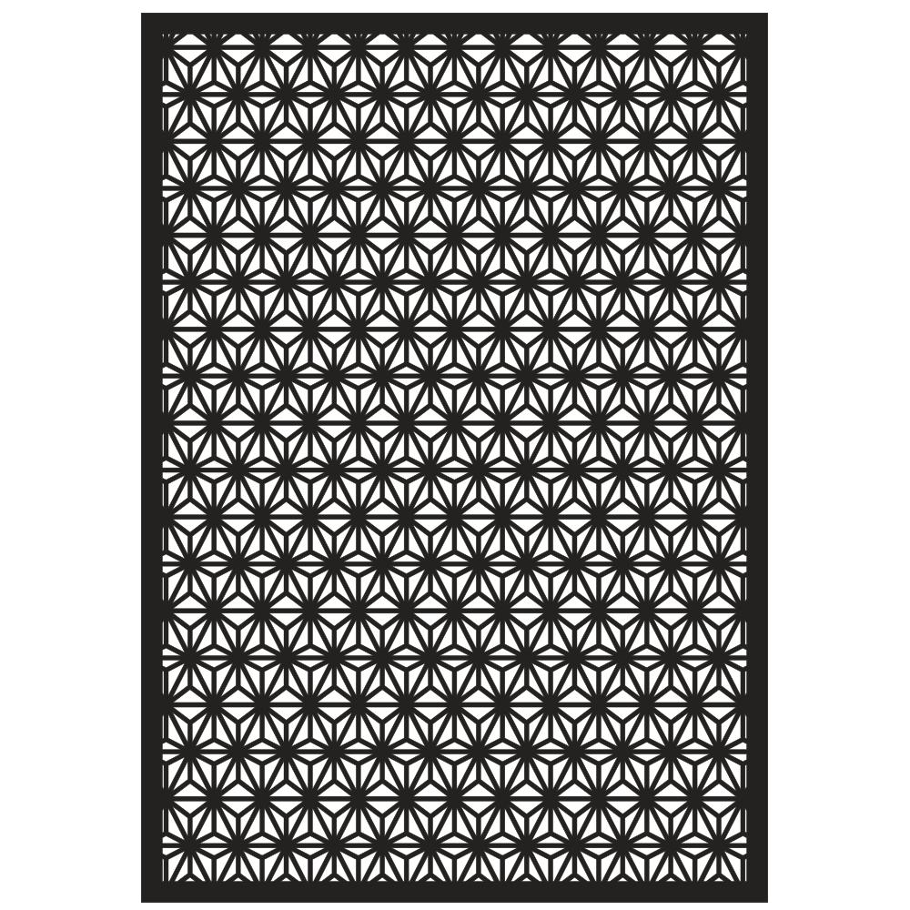 Schablonen-Set 3, A5, selbstklebend, 2 Designs, SB-Btl 2Stück