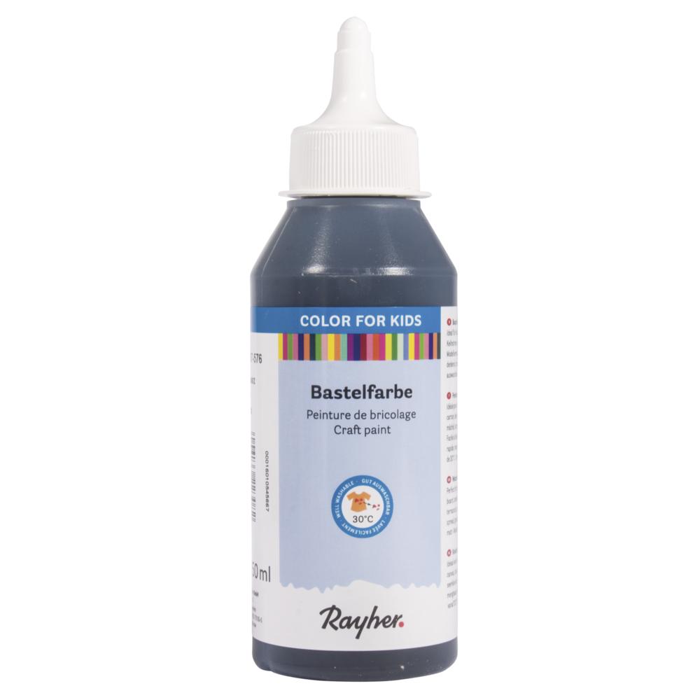 Kinder-Bastelfarbe, Flasche 250ml