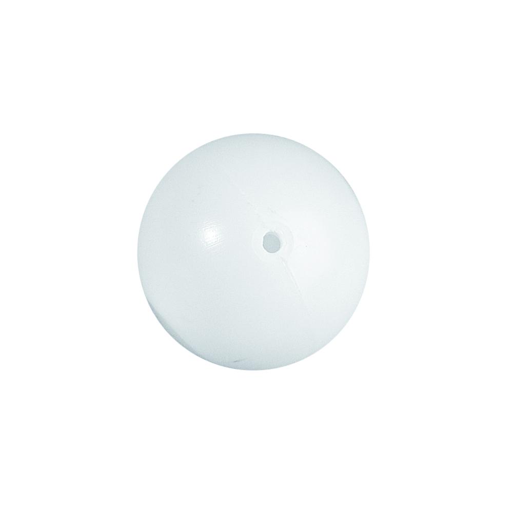 Plastik-Kugel ohne Hals, 7 cm
