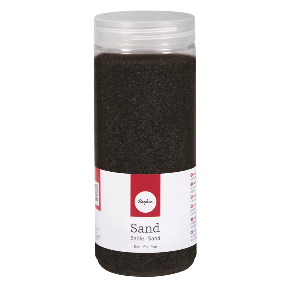 Sand, fein, 0,1-0,5mm, Dose 475ml