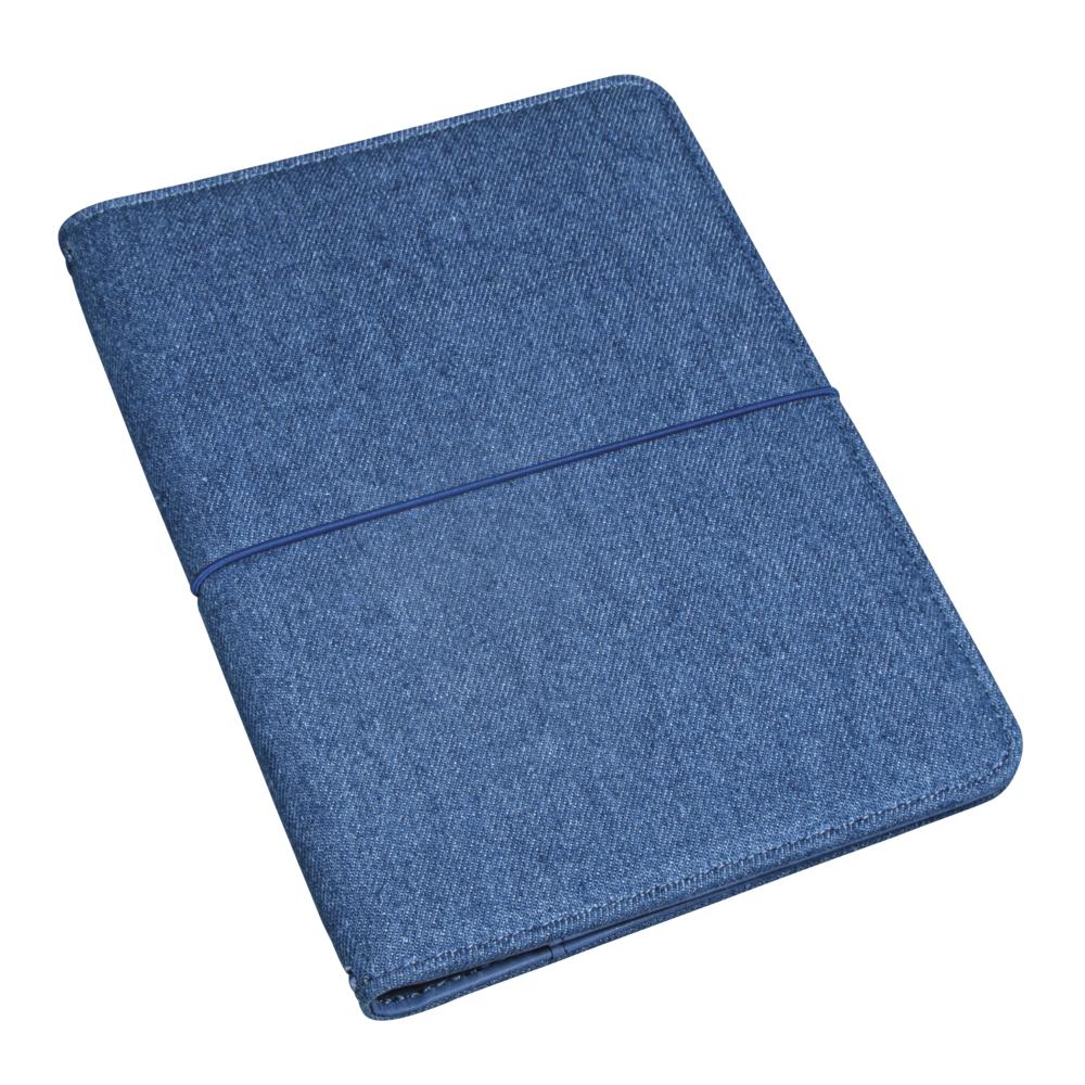 Traveler´s Notebook,FSC Mix Credit, 22x16cm, +wk Planner,Denim , Box 1Stück, jeansblau