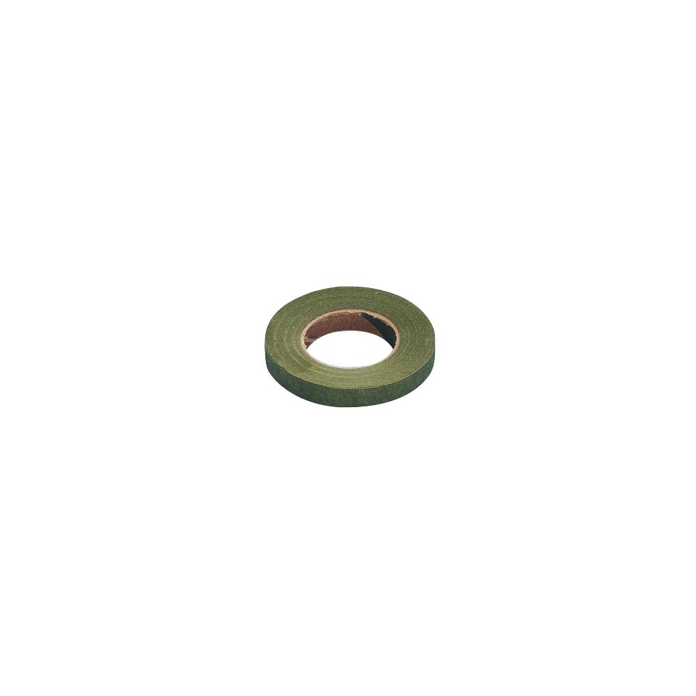 Flora-Kreppband, 27,5m, 26mm breit, SB-Btl 1Rolle, oliv