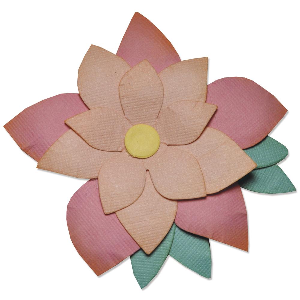 Sizzix Bigz - African Florals, SB-Blister, 14x17,4x1,9cm