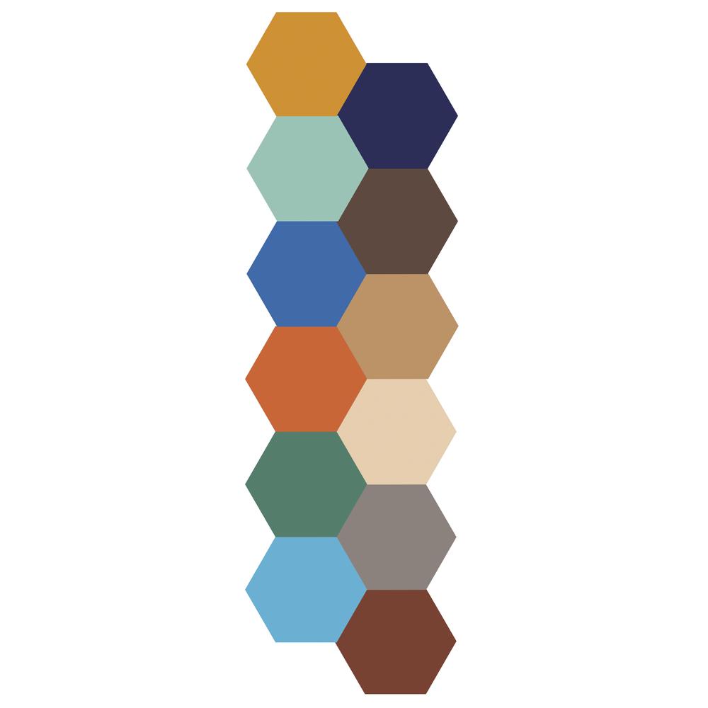 Spectrum Aqua- Nature, sortiert, SB-Blister 12Stück