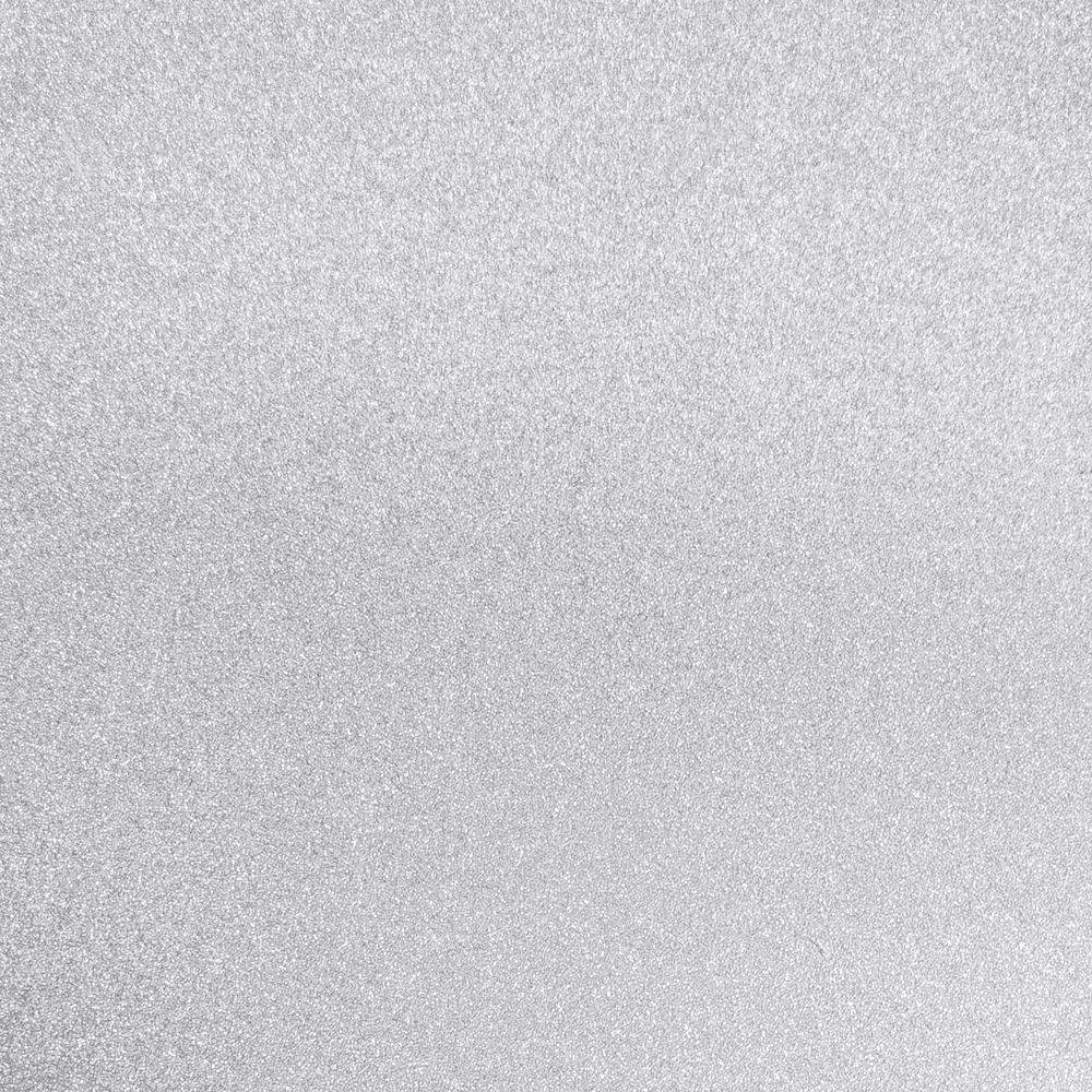Scrap.-Papier Metalleffekt Glitter fein, 30,5x30,5cm, 210g/m2