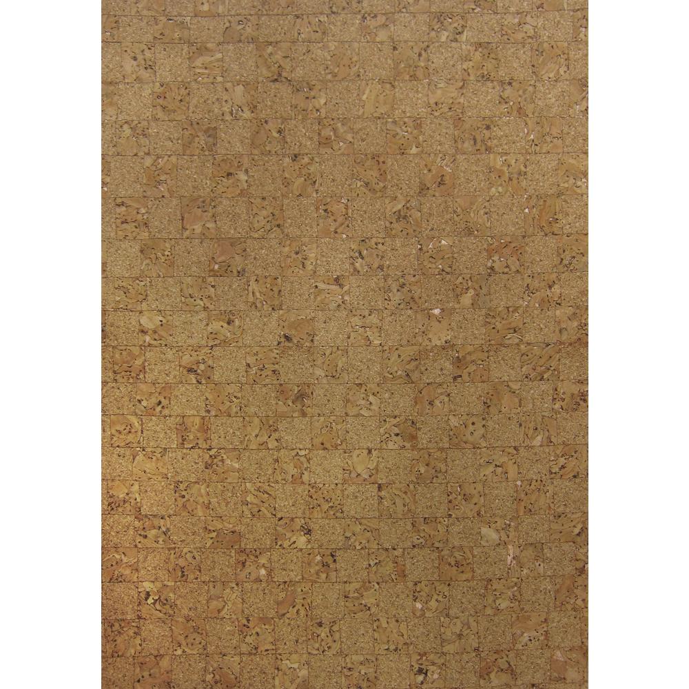 Kork-Papier: Mosaik, selbstklebend, 20,5x28cm, SB-Btl 1Bogen