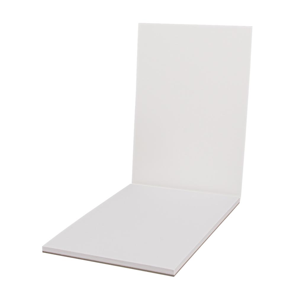 Watercolour/Mixed Media Block,FSCMixCred, 150x210mm, 200 g/m², 20 Blatt, geleimt, weiß