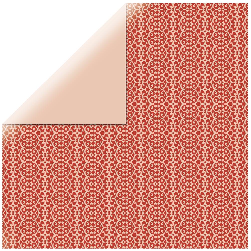 Origami Papier Barock, 15x15cm, Beutel 65Stück
