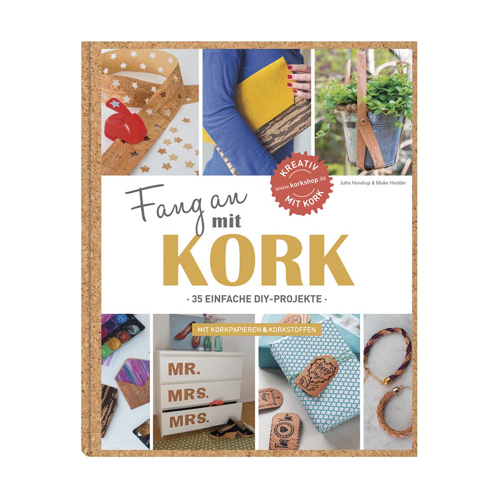 Buch: Fang an mit Kork, Hardcover,nur in deutscher Sprache