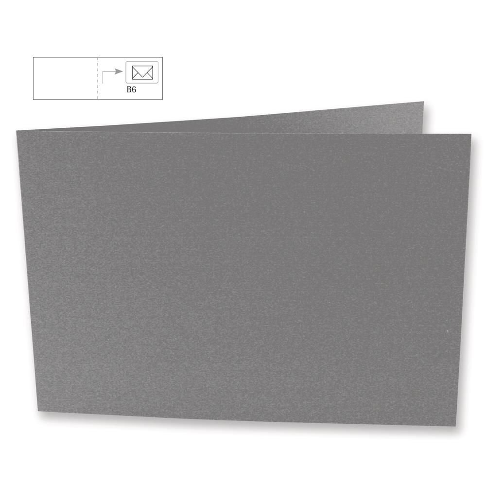 Karte B6, querformat,uni, FSC Mix Credit, 336x116mm, 220g/m2, Beutel 5Stück