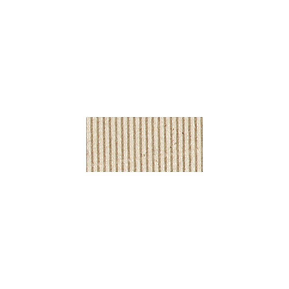 Deko-Wellpappe, Rolle 100x70 cm, beidseitig gefärbt, natur