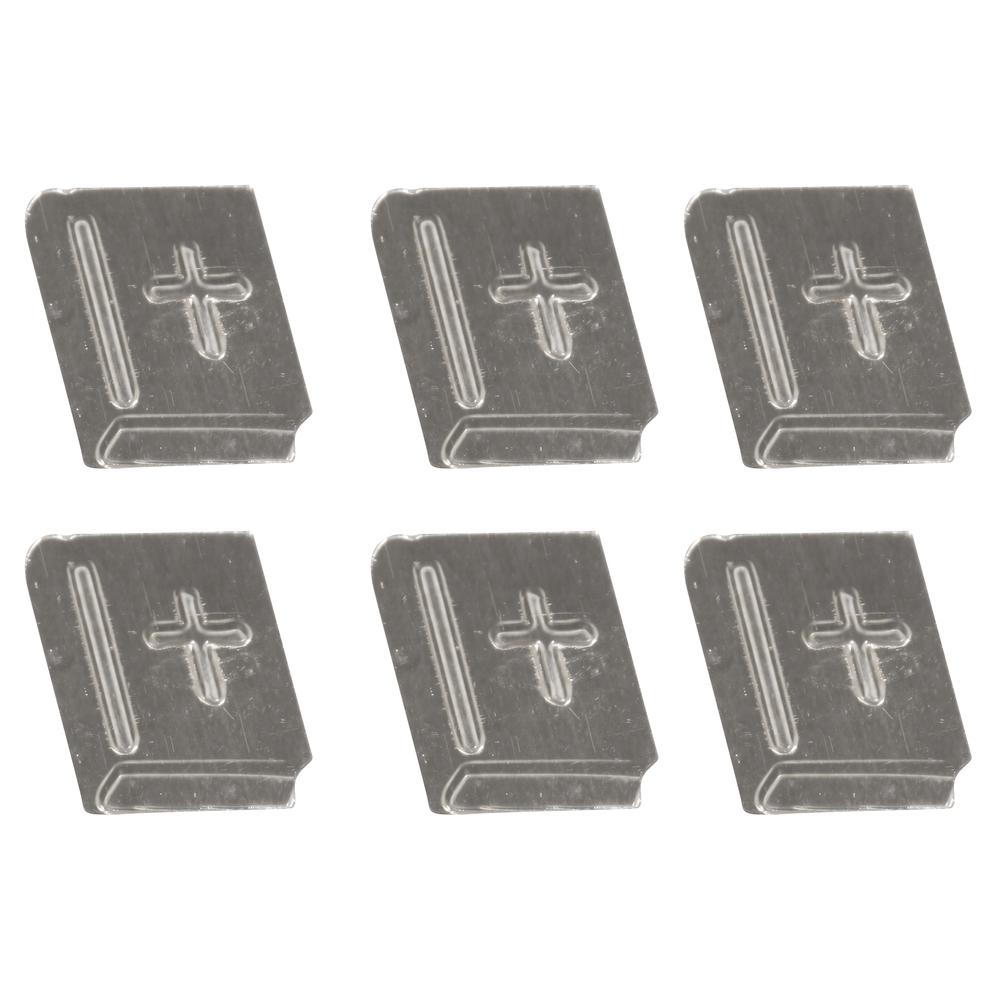 Metall Plättchen: Gotteslob, 1,5cm, SB-Btl 10g