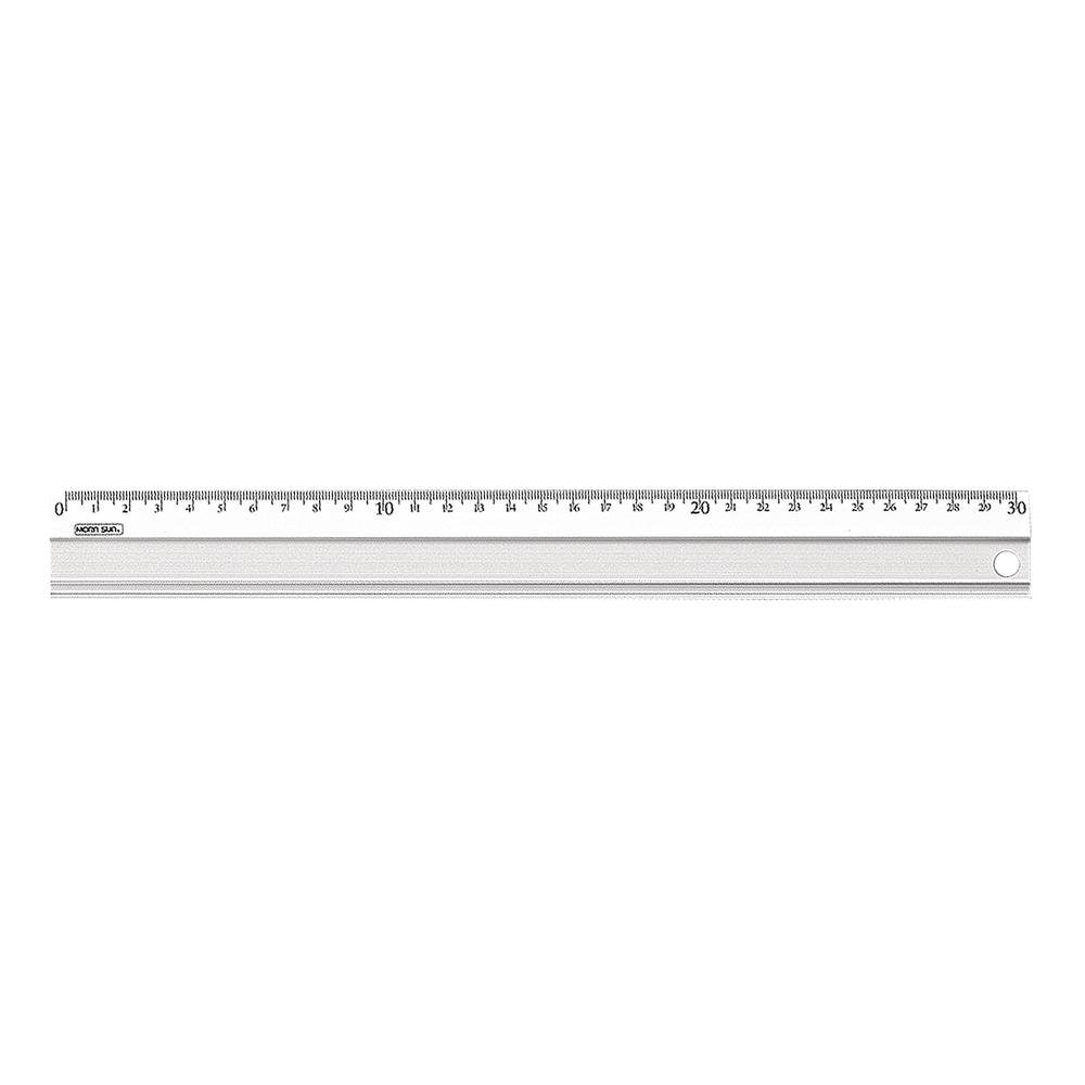 Alu-Lineal, Länge 30 cm