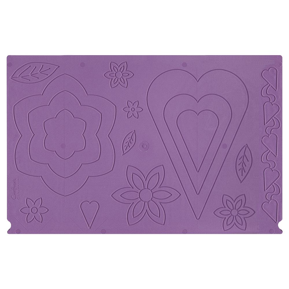 Zusatzboard, für Ultimate pro, SB-Btl. 1 Stück, Blume/Herz