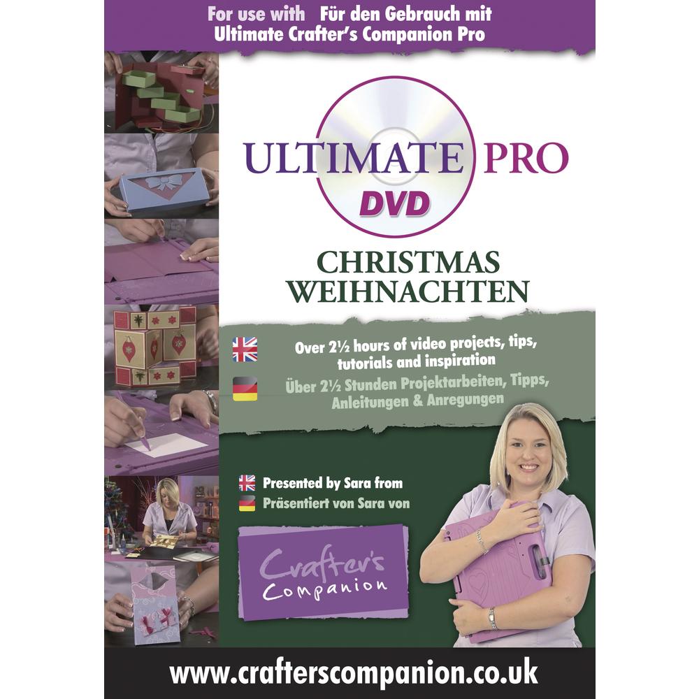 DVD-Ultimate Pro, Weihnachten, deutsch, englisch